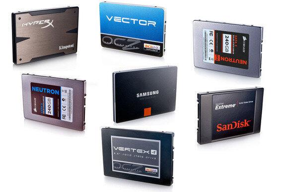 Top 10 SSD đáng mua nhất hiện nay