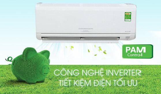 Top 13 máy lạnh Mitsubishi 1HP Inverter chạy êm tốt bền nhất