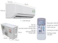 Top 15 máy lạnh tiết kiệm điện nhất hiện nay kháng khuẩn giá từ 5tr