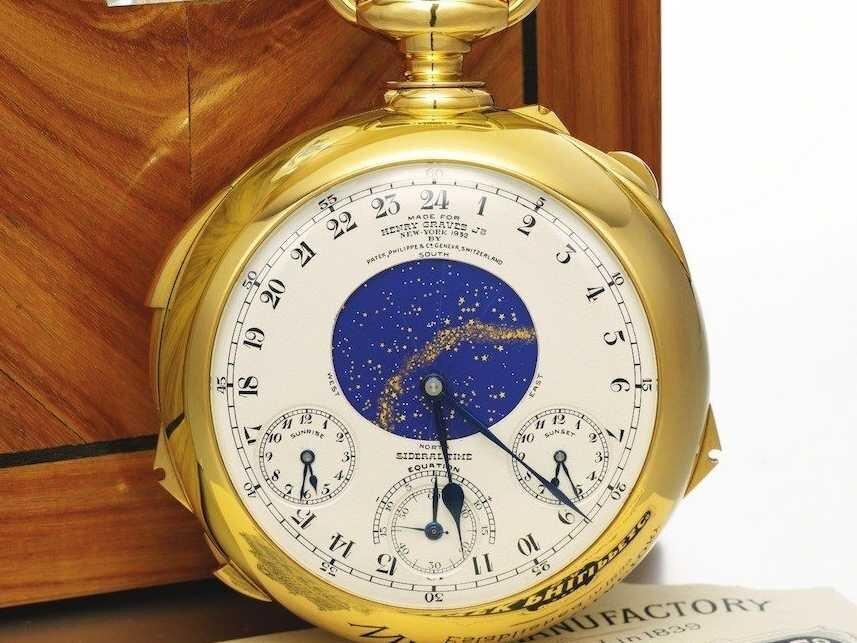 Top 17 đồng hồ Patek Philippe đắt giá nhất thế giới
