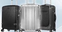 Top 18 vali nhựa PP PC ABS tốt nhất màu đẹp độ bền cao giá từ 800k