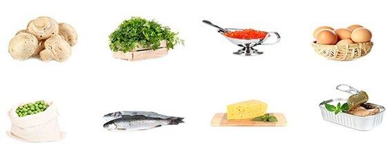 Top 20 thực phẩm giàu Vitamin D nhất