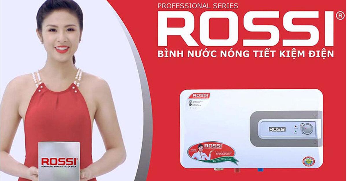 Top 3 bình tắm nóng lạnh Rossi siêu bền, siêu tiết kiệm cho gia đình bạn