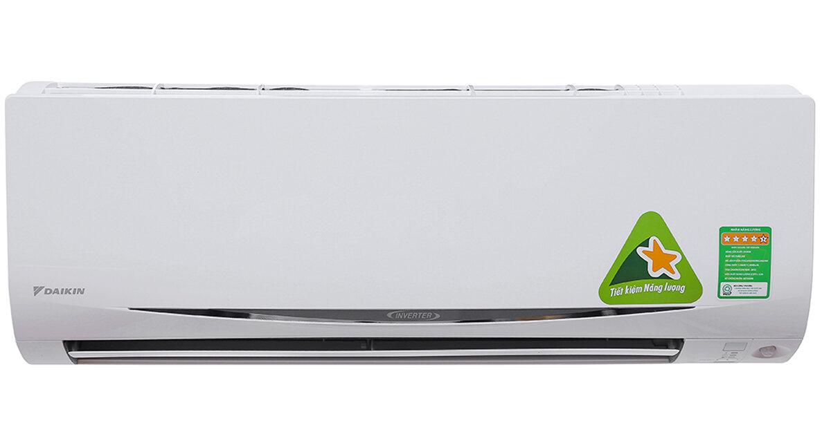 Top 3 điều hòa Daikin 1 chiều 9000BTU inverter tiết kiệm điện hiệu quả cho bạn hè này