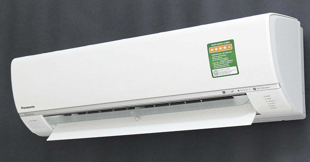 Top 3 điều hoà Panasonic 2 chiều 9000btu giá rẻ chất lượng nhất hiện nay