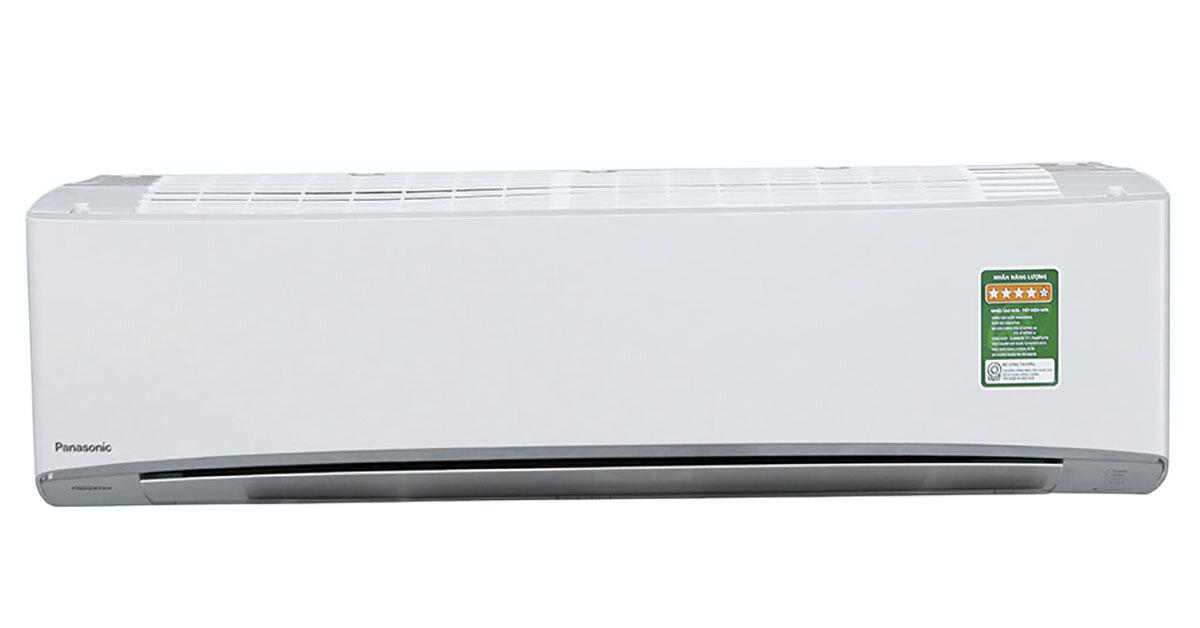 Top 3 điều hoà Panasonic inverter cao cấp giá rẻ bán chạy nhất tháng 6/2018