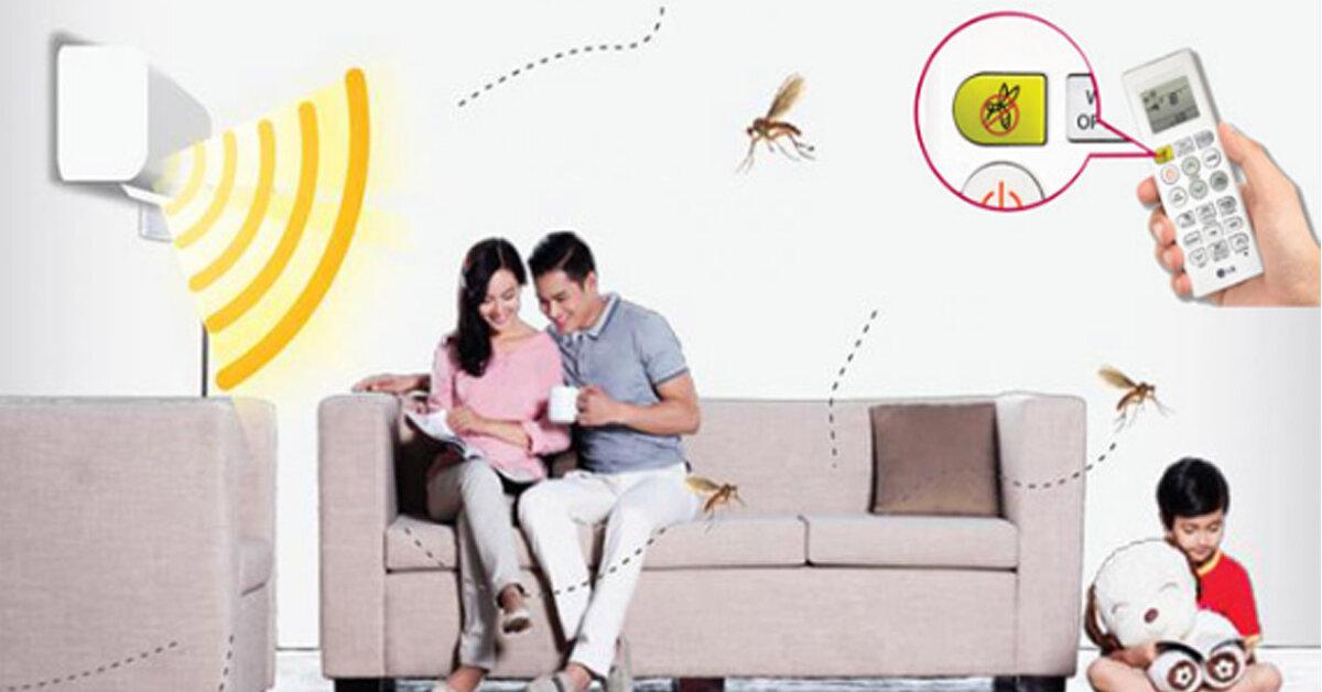 Top 3 điều hòa xua muỗi giá rẻ không thể bỏ qua