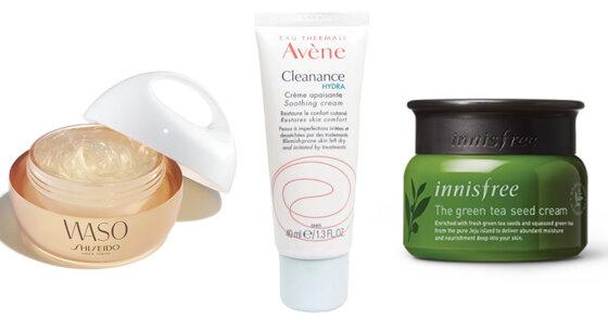 TOP 3 kem dưỡng ẩm cho da mụn hiệu quả mùa đông