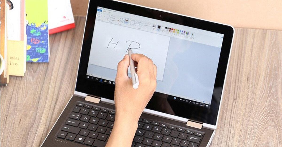 Top 3 laptop có màn hình cảm ứng xoay 360 độ tốt nhất cho sinh viên và dân văn phòng