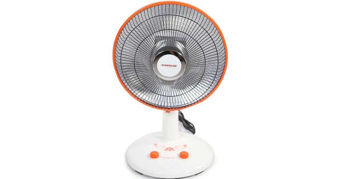Top 3 loại quạt sưởi ấm tốt và phù hợp cho trẻ