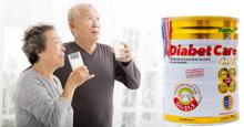 Top 3 loại sữa phù hợp cho người già bị tiểu đường