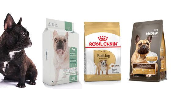 TOP 3 loại thức ăn khô cho chó bull Pháp tốt nhất hiện nay