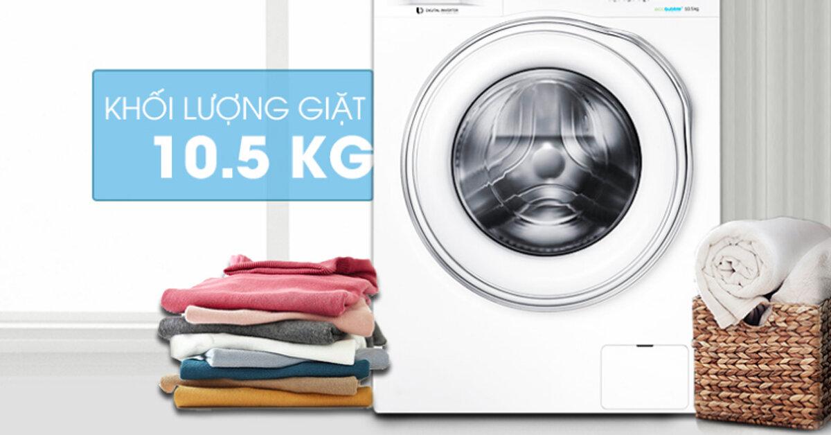 Top 3 máy giặt cửa ngang giá rẻ chất lượng tốt đáng mua nhất