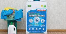 TOP 3 máy giặt cửa trên Toshiba đáng quan tâm năm 2019