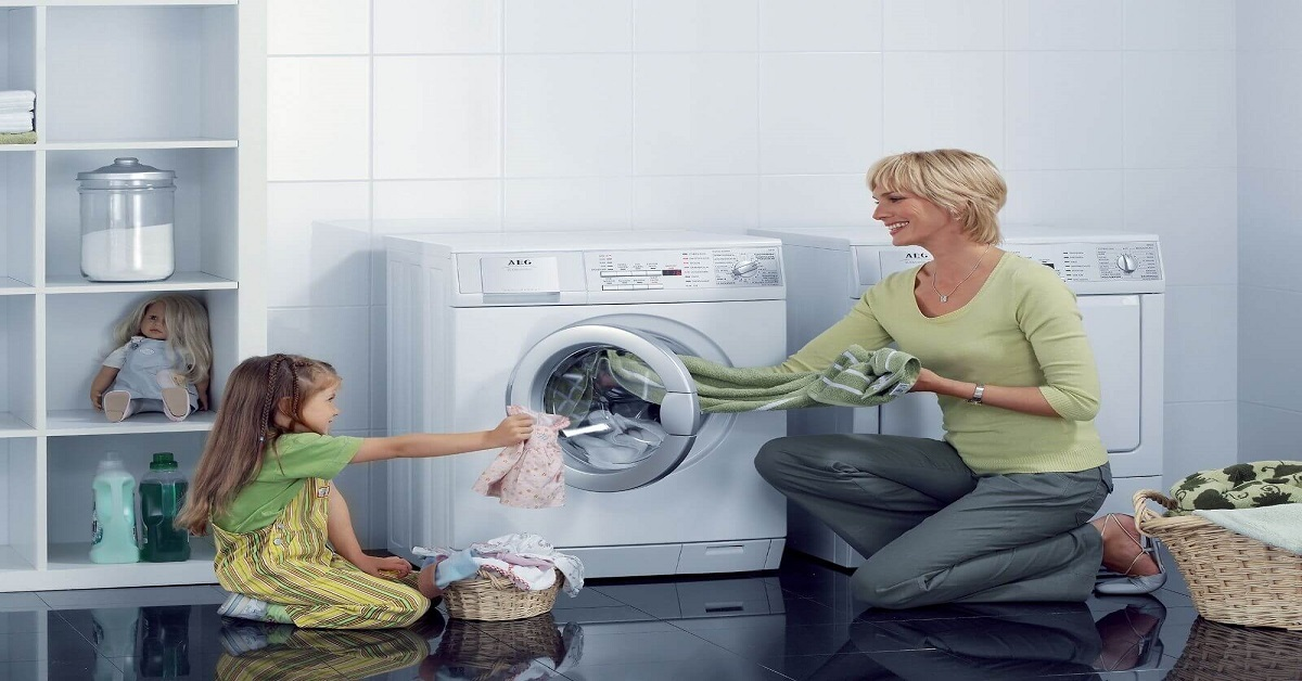 Top 3 máy giặt cửa trước Bosch tốt nhất nên đầu tư ngay