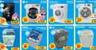 Top 3 máy giặt khuyến mãi GIẢM SÂU KHÔNG TẬU NGAY LÀ HẾT