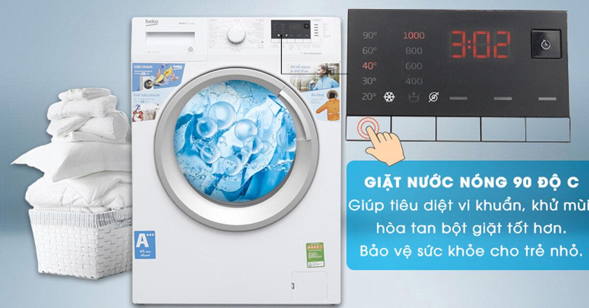 Top 3 máy giặt lồng ngang bán chạy nhất dịp Tết Nguyên Đán 2019
