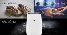 Top 3 máy lọc không khí Sharp tốt nhất cho gia đình sử dụng