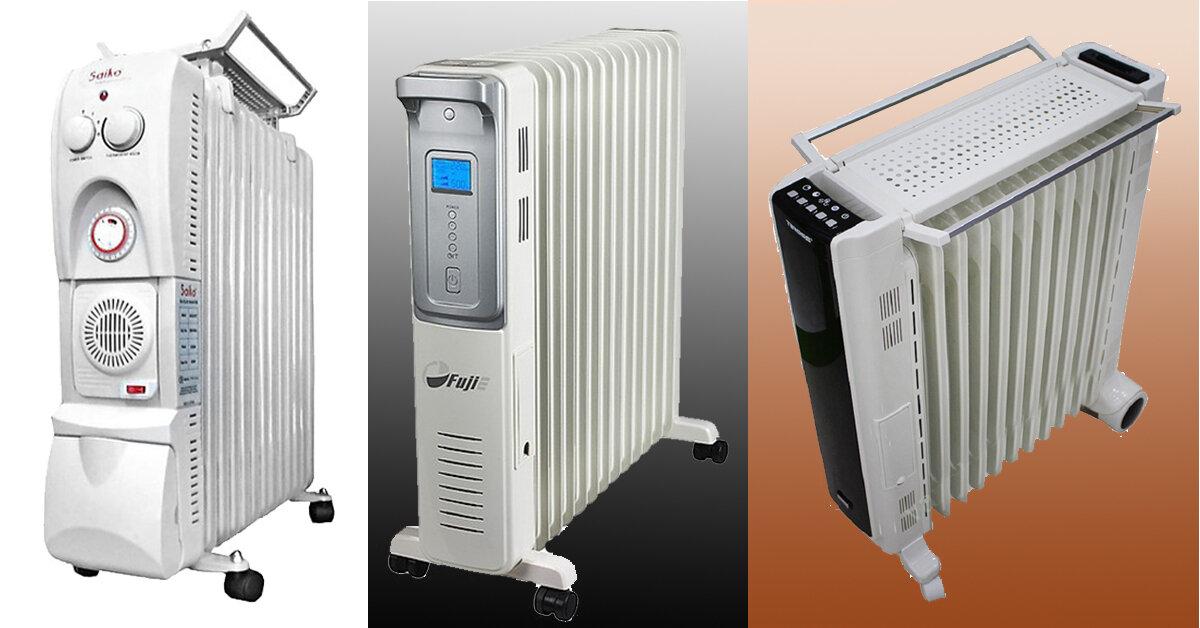Top 3 máy sưởi ấm tốt nhất và rẻ nhất hiện nay