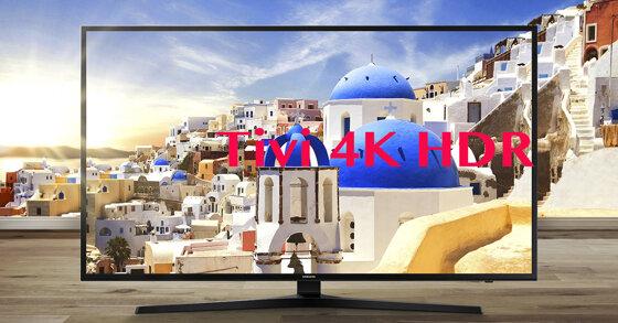 TOP 3 model tivi 4K gây ấn tượng mạnh mẽ trong năm 2018 vì giá thành quá rẻ