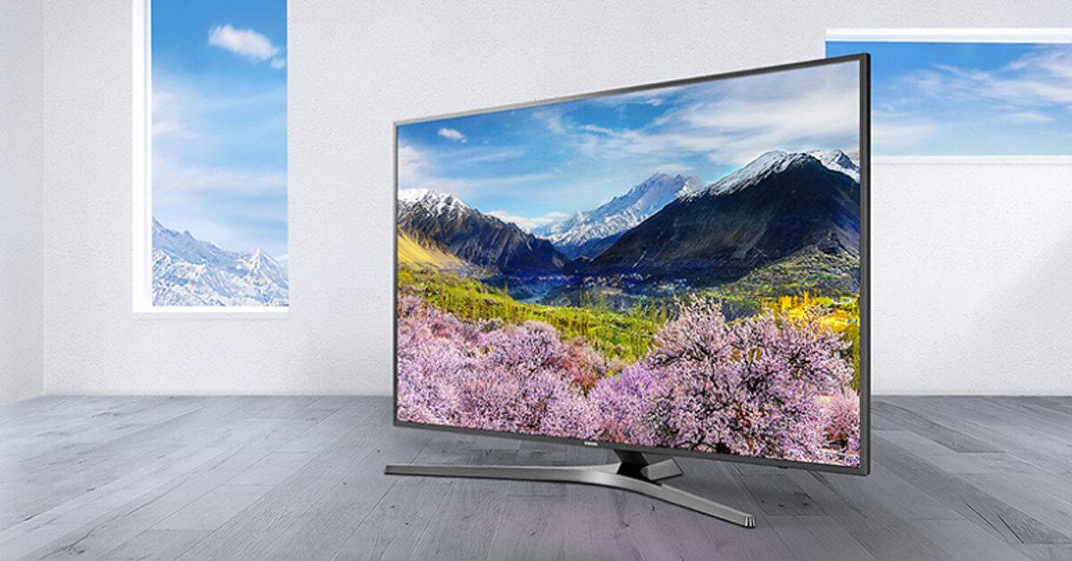 Top 3 smart tivi 55 inch 4K xem Asian cup 2019 chuẩn khỏi chỉnh