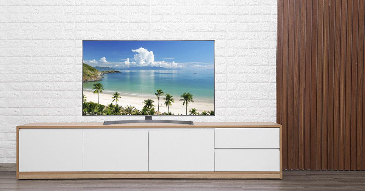 TOP 3 smart tivi LG 4K nổi bật nhất trong năm 2018