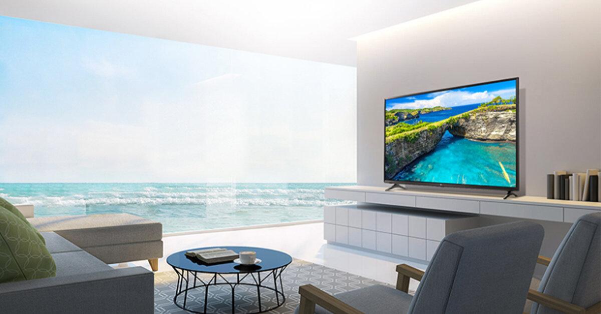 Top 3 smart tivi LG đáng mua trong dịp Tết – Xem Táo quân 2019 cực nét