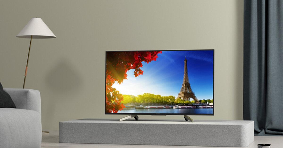 Top 3 smart tivi Sony 43 inch đẳng cấp cho dịp Tết – đừng bỏ lỡ
