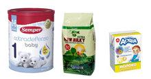 Top 3 sữa béo Nga tốt nhất phù hợp cho bé tăng cân