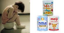 TOP 3 sữa công thức Nhật tốt cho trẻ táo bón