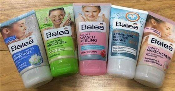 Top 3 sữa rửa mặt Balea đáng đồng tiền bát gạo