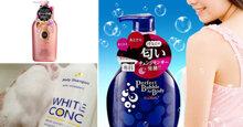 Top 3 sữa tắm tốt nhất của Nhật cho bà bầu – Có thể bạn chưa biết ?