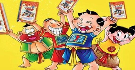 Top 3 truyện tranh siêu hay dành cho trẻ em