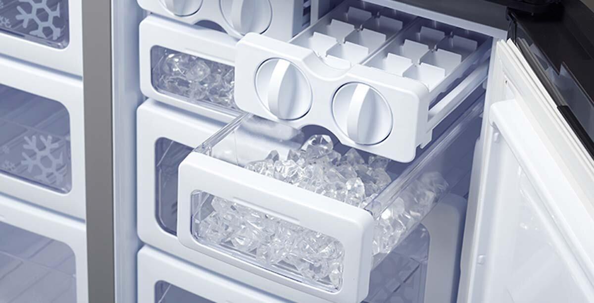 Top 3 tủ lạnh Hitachi có ngăn đá lớn khổng lồ cho năm 2018