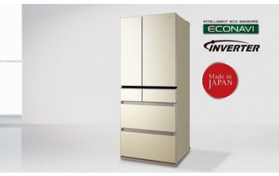 Top 3 tủ lạnh Nhật Bản nội địa đa năng tiết kiệm điện