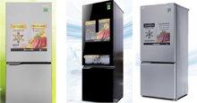 Top 3 tủ lạnh Panasonic inverter ngăn đá dưới giá tốt tiết kiệm điện cho gia đình 2 – 4 người