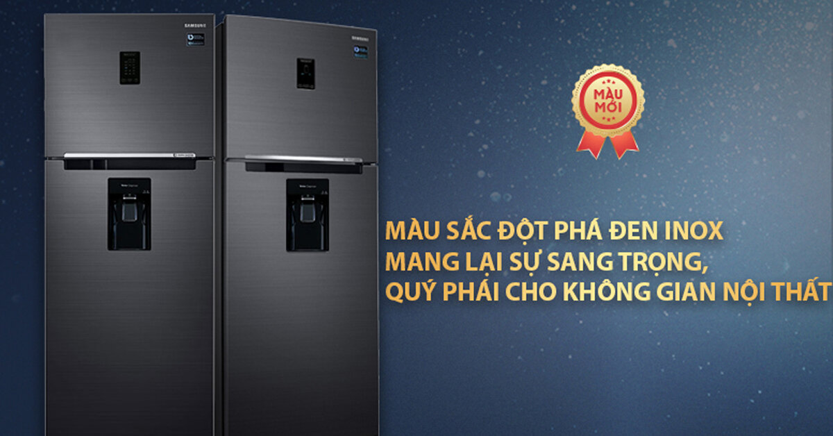 Top 3 tủ lạnh Samsung tự động làm đá SANG – XỊN – TIỆN QUÊN SẦU