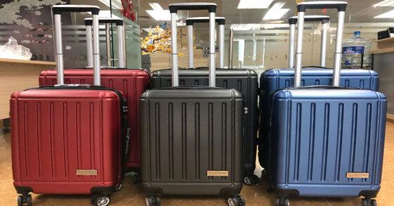 Top 3 vali kéo nhựa thương hiệu giá tốt đang gây sốt hiện nay