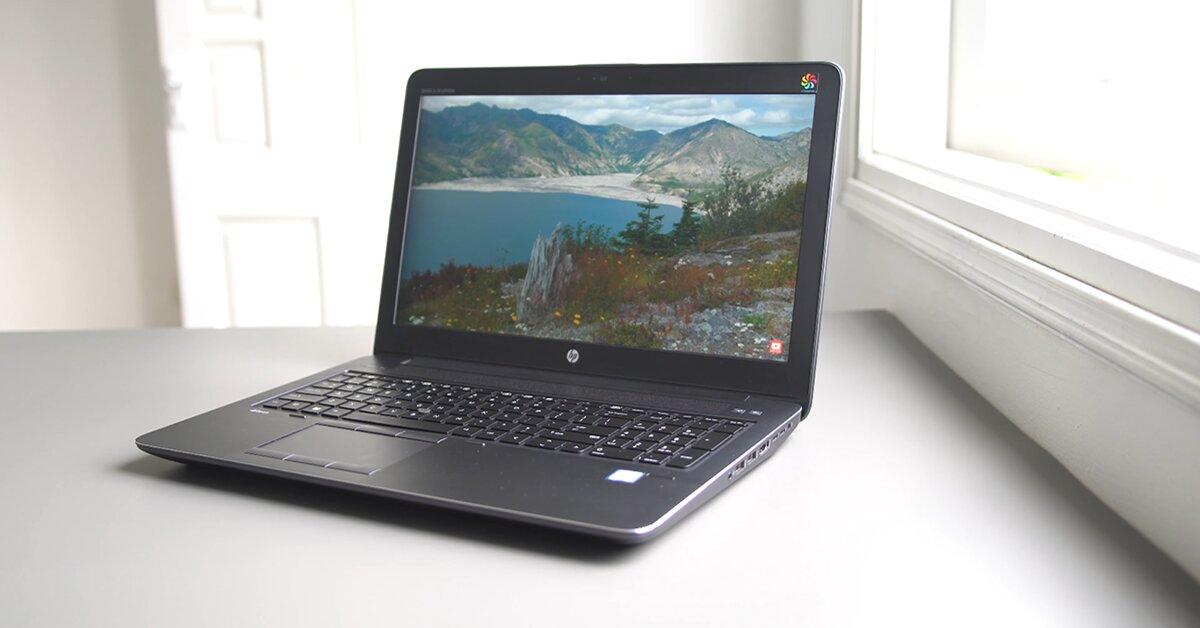 TOP 4 laptop sử dụng chip Core i7 có hiệu năng mạnh nhất hiện nay của HP