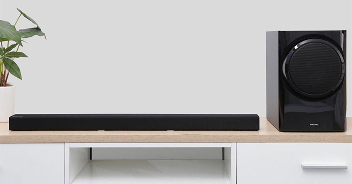 TOp 4 loa soundbar Samsung được nhiều người tìm kiếm nhất hiện nay