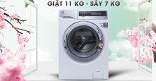 TOP 4 máy giặt sấy khô quần áo Electrolux được lòng người tiêu dùng 2019
