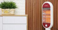 Top 4 quạt sưởi Halogen Sunhouse được nhiều người sử dụng cho trẻ nhỏ