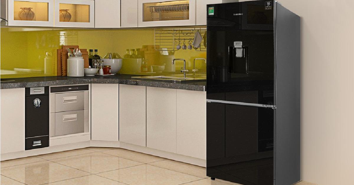 Top 4 tủ lạnh Samsung đáng mua cho gia đình