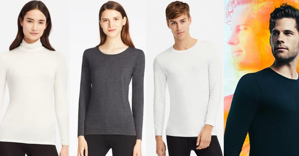 Top 5 áo giữ nhiệt bán chạy nhất thị trường hiện nay – bạn đã có item nào chưa ?