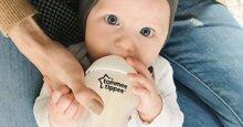 Top 5 bình sữa tốt nhất cho các bé bị đầy hơi