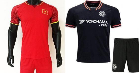TOP 5 bộ quần áo bóng đá đẹp và tốt nhất 2020