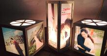 Top 5 chiếc đèn ngủ cho phòng cưới trở nên lãng mạng hơn