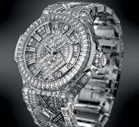 Top 5 chiếc đồng hồ Hublot đắt nhất thế giới
