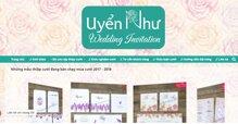 Top 5 địa chỉ đặt thiệp cưới đẹp giá rẻ tại Hà Nội