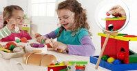Top 5 đồ chơi nấu ăn khiến các bé gái thích mê